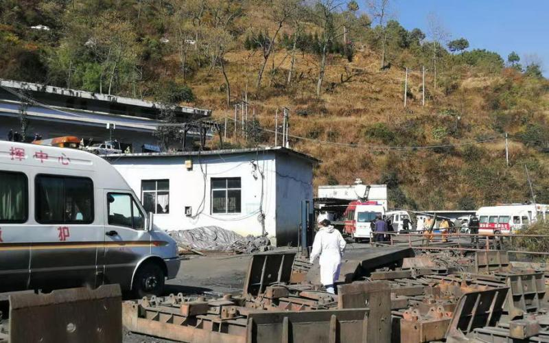 21 miners trapped after Xinjiang coal mine accident – official media