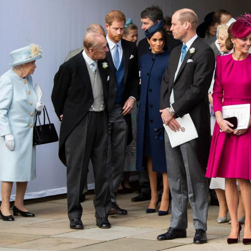 Prince Harry and Duchess of Sussex pay tribute to Prince Philip