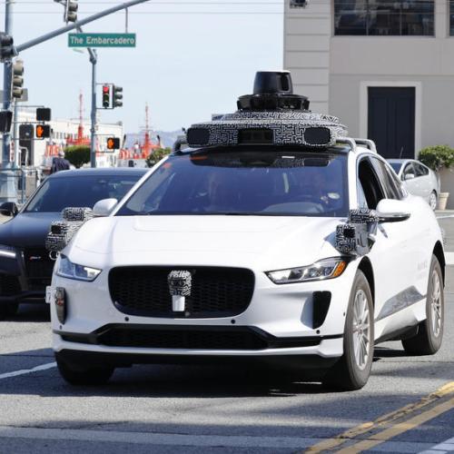 Alphabet Waymo self-driving unit CEO stepping down
