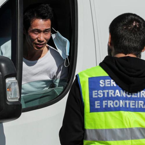Portugal abolishes scandal-ridden border service