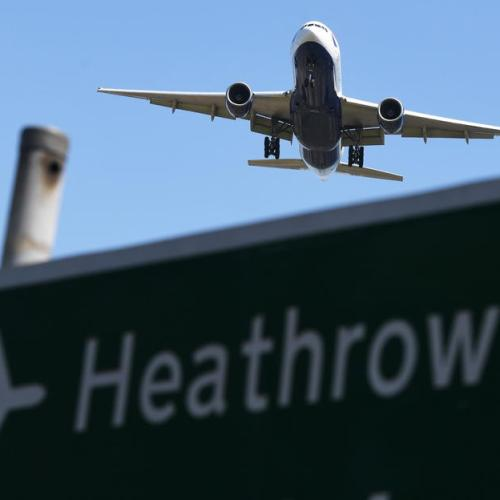 Heathrow passenger numbers down 83% in March