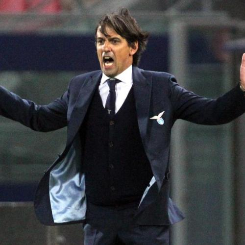 Lazio's Inzaghi tests positive for COVID-19, says wife