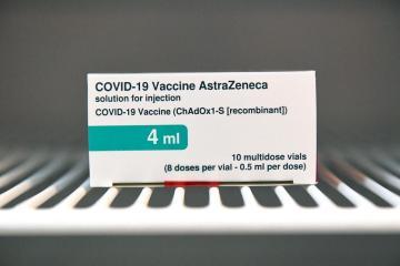 Egypt receives 1.7 mln AstraZeneca vaccine doses through COVAX