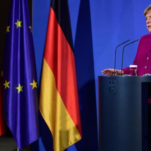 Merkel to take control from German states in pandemic battle