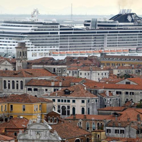 Exclusive – Italy bans cruise liners from Venice, after years of hesitation
