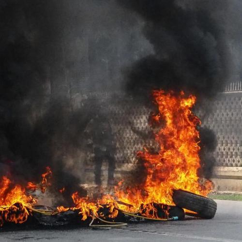Fighting erupts in Myanmar; junta to 'consider' ASEAN plan