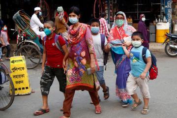 South Asia surpasses grim milestone of 15 million COVID-19 cases