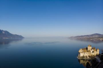EPA's Eye in the Sky: Veytaux, Switzerland