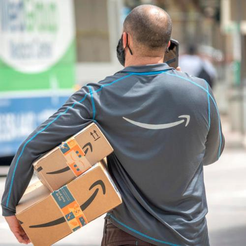 Amazon acknowledges issue of forcing drivers to urinate in bottles