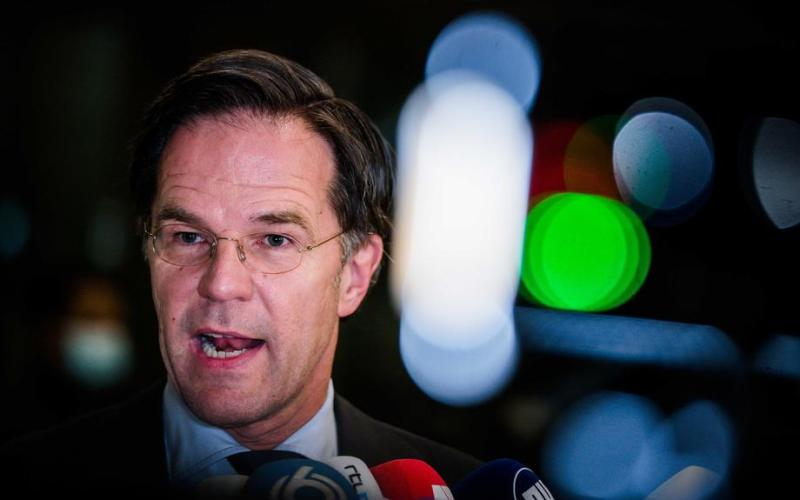 Dutch PM says sorry for removing restrictions too quickly