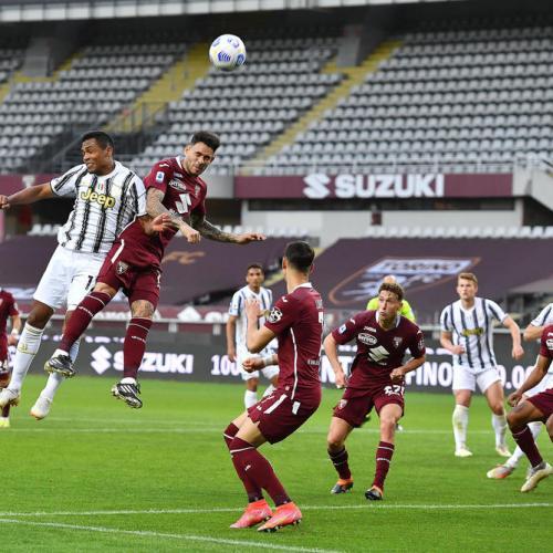 Juventus stutter again as Ronaldo secures Torino draw