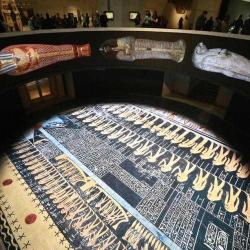 Photo Story: The National Museum of Egyptian Civilization reopens