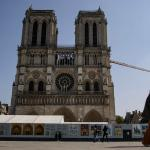 Two years after blaze, Notre-Dame still awaiting resurrection