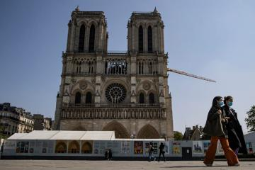 UPDATED: Two years after blaze, Notre-Dame still awaiting resurrection