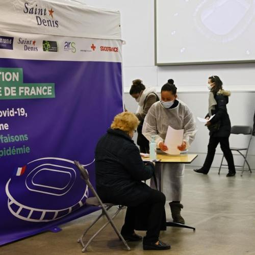 French COVID-19 intensive care numbers resume upward trend