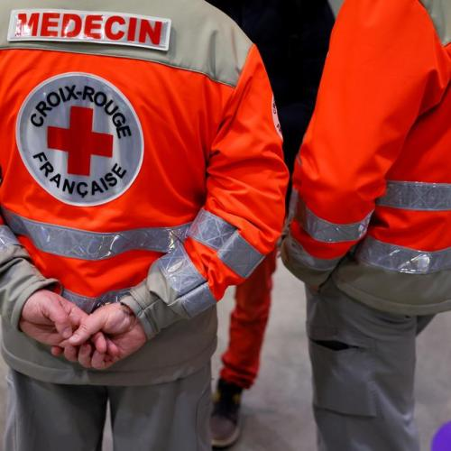 France's COVID-19 hospitalisations at a near five-month high