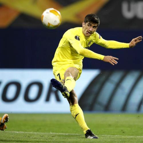Moreno penalty gives Villarreal 1-0 win in Zagreb