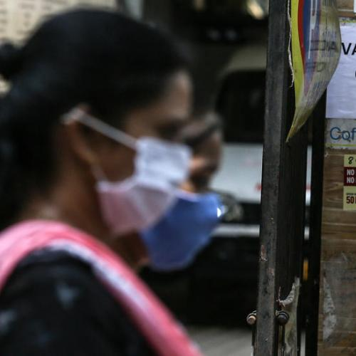 India's COVID-19 infections hit another record