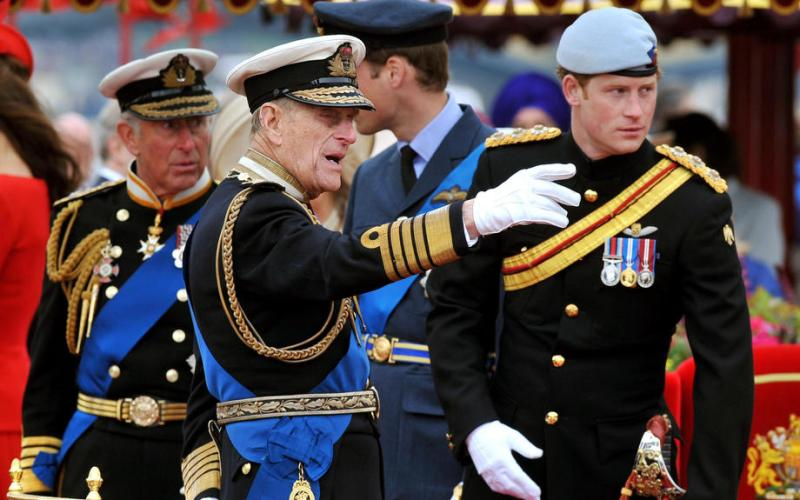 Harry reveals grandfather Duke of Edinburgh was 'very much a listener'