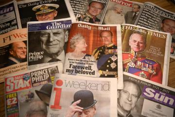 A photographic tribute to Prince Philip