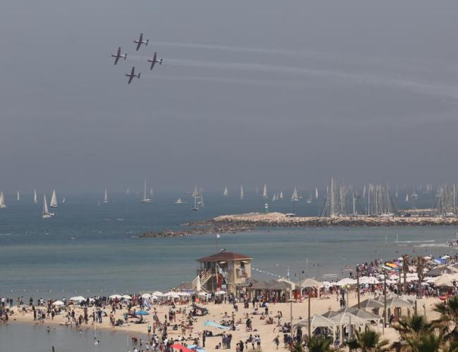 Photo Story: Israel celebrates 73rd Independence Day