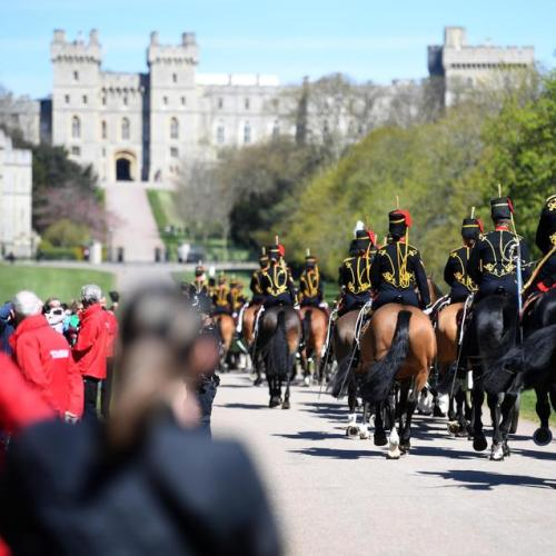 Prince Philip to be laid to rest at Windsor Castle