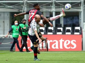 Milan return to winning ways at home against Genoa