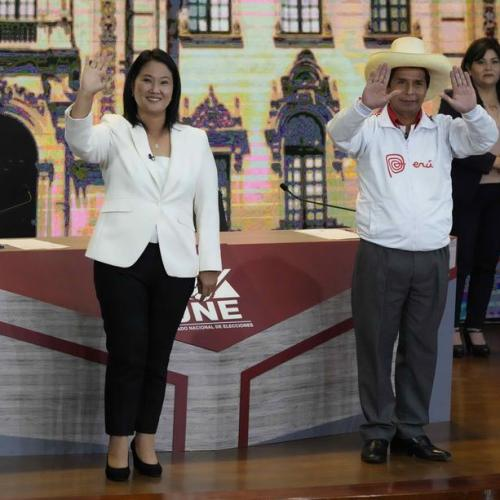 Peru on knife-edge as battle builds over election count with socialists ahead