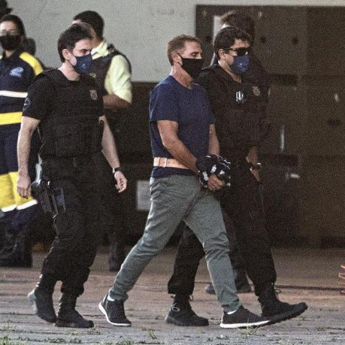 Brazilian police arrest Italian drug lord after years on the run