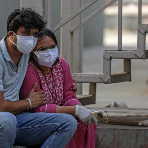 India reports 42,640 new COVID-19 cases, 1,167 deaths