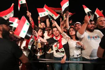 Syria's Assad wins 4th term with 95% of vote