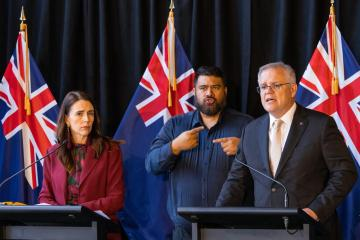 Australia and New Zealand unite over China human rights issues