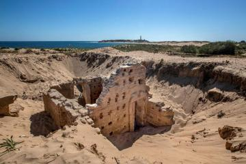 Photo Story: Roman thermal baths found on Spanish coast
