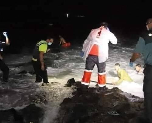 VIDEO: Over 2,700 migrants illegally enter Spain's Ceuta enclave