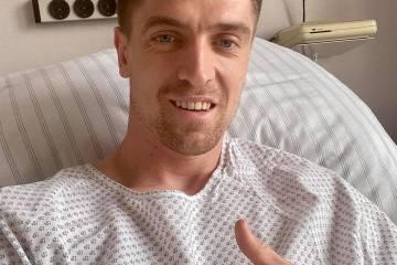 Poland striker KrzysztofPiatek out of Euro 2020 with ankle injury