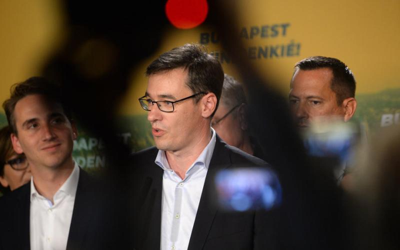 Budapest mayor launches bid to challenge Orban next year