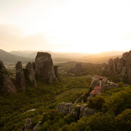EPA's Eye in the Sky: Meteora, Greece