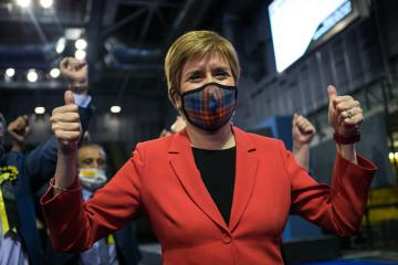 Scotland's pro-independence SNP wins symbolic key marginal seat of Edinburgh Central