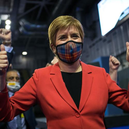 Scottish leader to London: Independence vote a matter of 'when, not if'