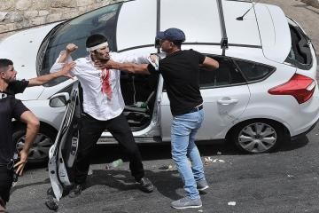 US deeply concerned by escalating Israeli-Palestinian violence
