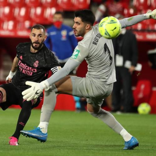 Real keep pressure on Atletico after beating Granada