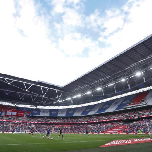 Wembley to allow up to 45,000 fans for Euros semis and final – report
