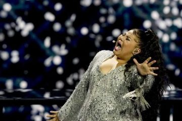 In Pictures – Powerful Destiny qualifies for the Eurovision Song Contest final – UPDATE