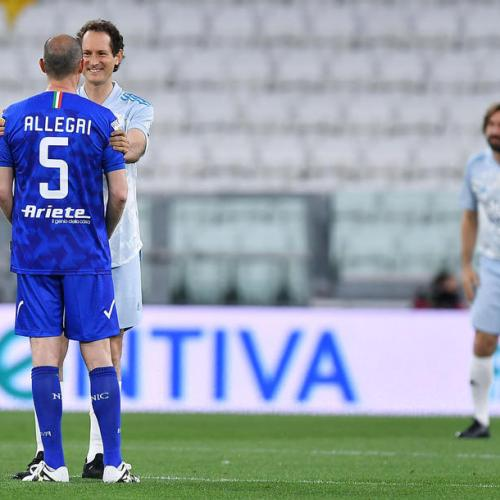 Juventus re-select Allegri to replace Pirlo – reports