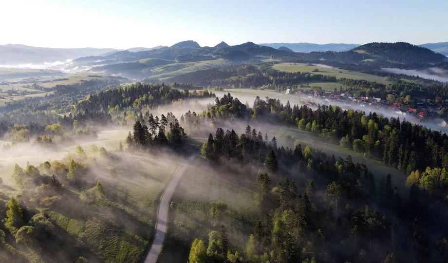 EPA's Eye in the Sky: Tatra Mountains, Poland