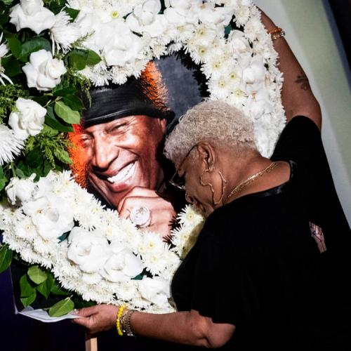 Photo Story – Tribute to late comedian Paul Mooney in Los Angeles