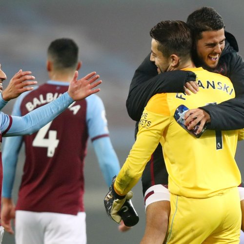 Antonio double sees West Ham go fifth after 2-1 win over Burnley