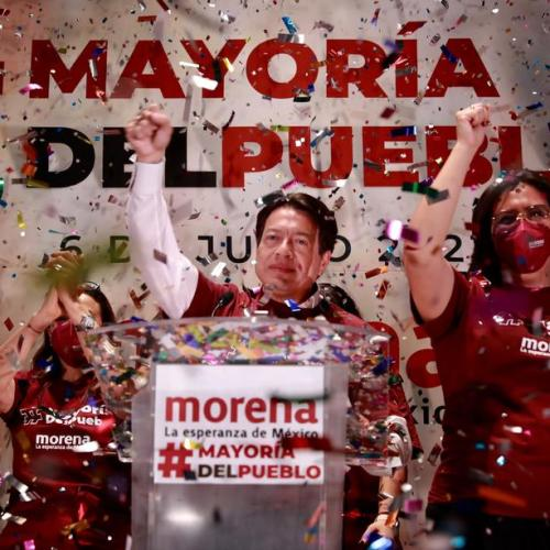 UPDATED: Mexican president keeps Congress but loses shine in mid-term vote