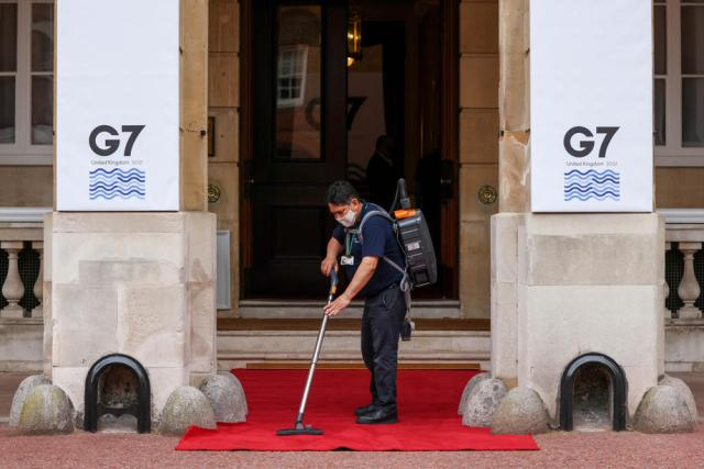 UPDATED: G7 nations near historic deal on taxing multinationals