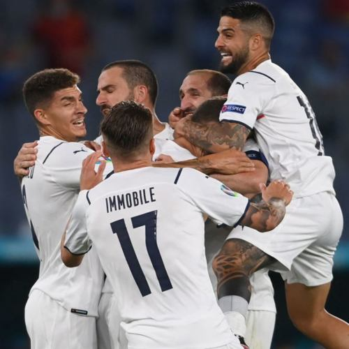 Italy dominate Turkey in Euro 2020 opener